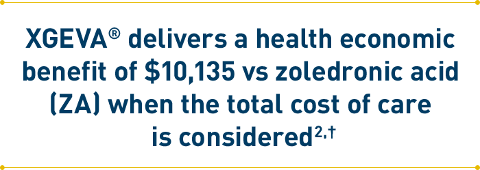 For policy decision makers: Total cost of care health economic considerations.